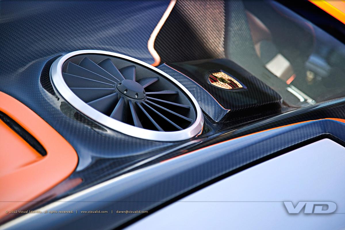 Vid Images Porsche 918 Rsr Air Intake